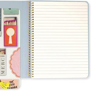 kate spade Office - KATE SPADE New York Concealed Spiral Notebook NWT